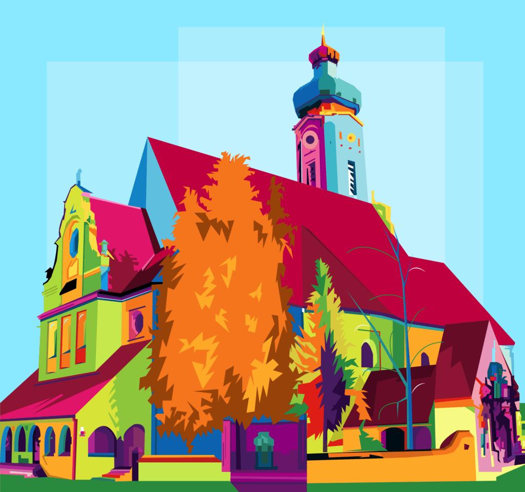 Kirche in Solln