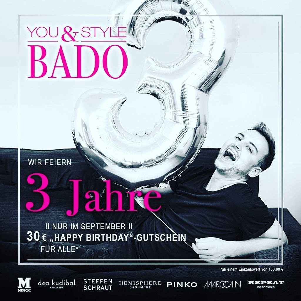 Gutschein für YOU & STYLE BADO